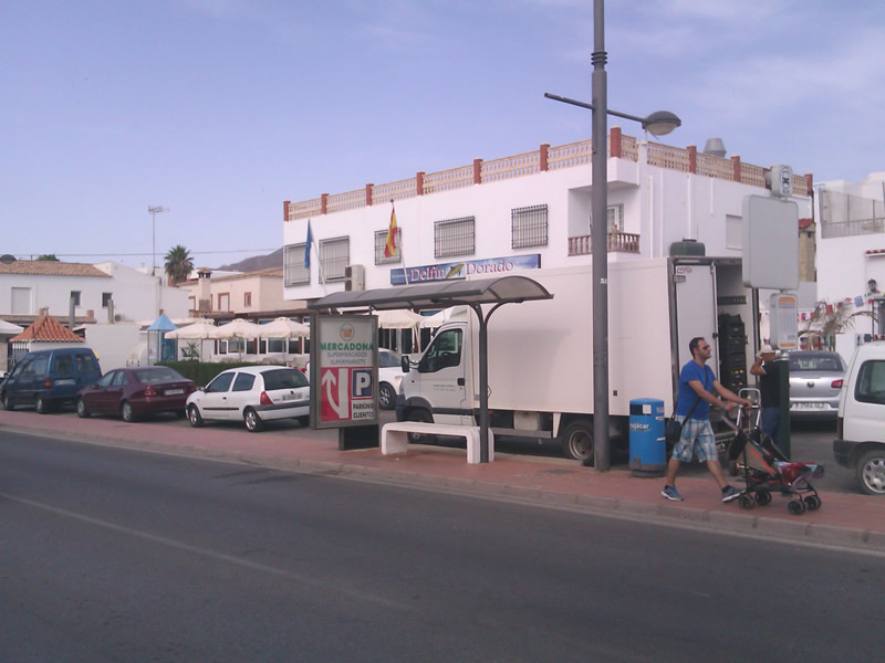 ALMERIA - Delfin Dorado  pick up point - Exclusive Airport Shuttles.jpg