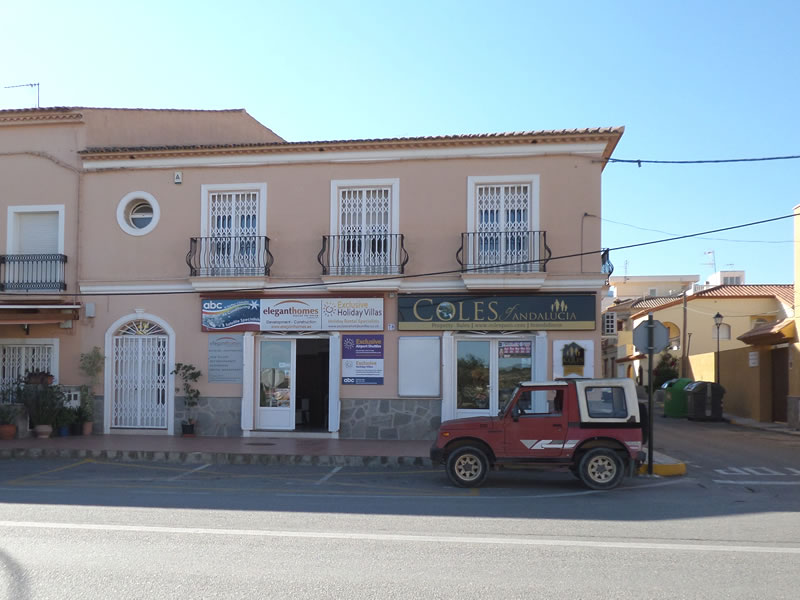 ALMERIA & ALICANTE - Turre pick up point - Exclusive Airport Shuttles.jpg
